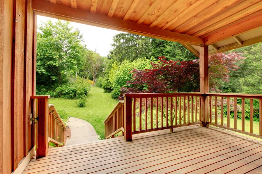 Deck Overhang Downriver Michigan
